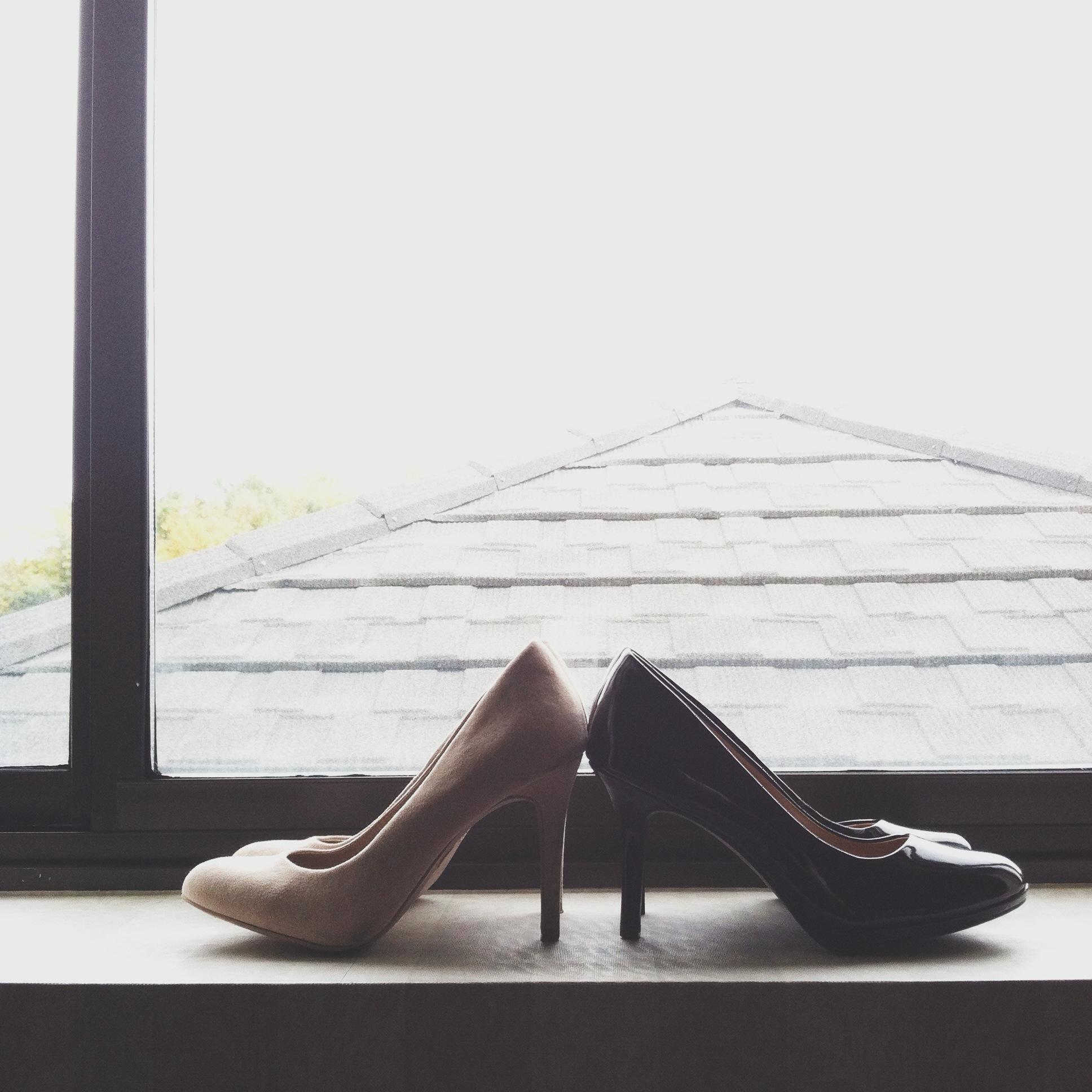 Heels: A Brief Manifesto